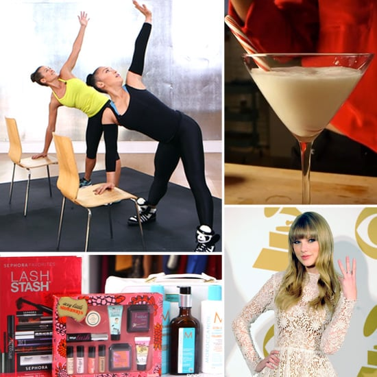Candy Cocktails & Ready-to-Go Gifts: The Best of PopSugarTV This Week!