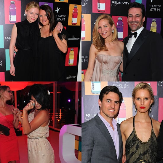 Jon, Kirsten, Vanessa and More Party For a Cause in Cannes