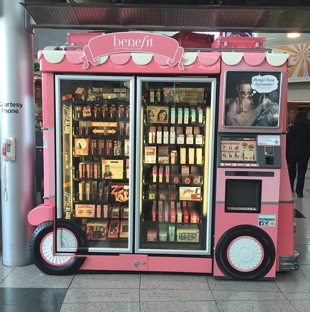 Crazy Vending Machines From All Over The