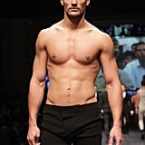 The Evolution of the Ideal Male Body Type For Modeling