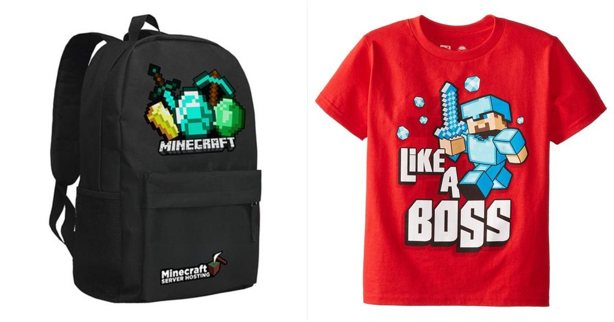Minecraft school supplies popsugar moms urtaz Gallery