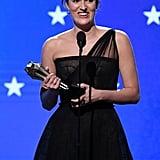 What Phoebe Waller-Bridge Said in Her Critics' Choice Speech