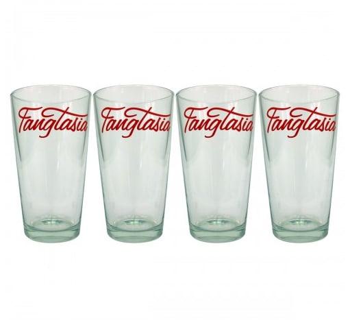 True Blood Fangtasia Pint Glasses ($40)