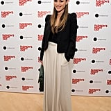 Rachel Bilson helped celebrate Fashion's Night Out in LA.