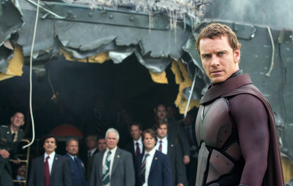 Image result for x-men days of future past michael fassbender