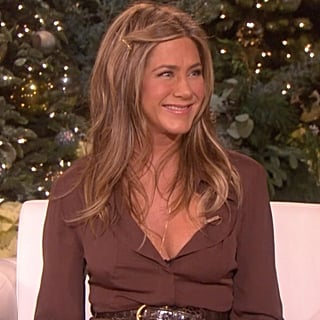 Jennifer Aniston Talks About Boxing on Ellen DeGeneres Show