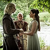 Rhaegar and Lyanna From Game of Thrones