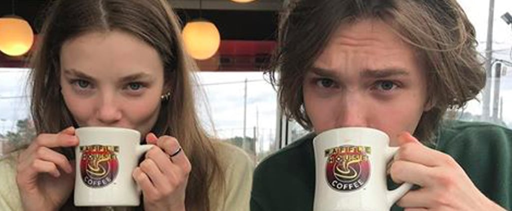 Pictures of the Looking For Alaska Cast Hanging Out