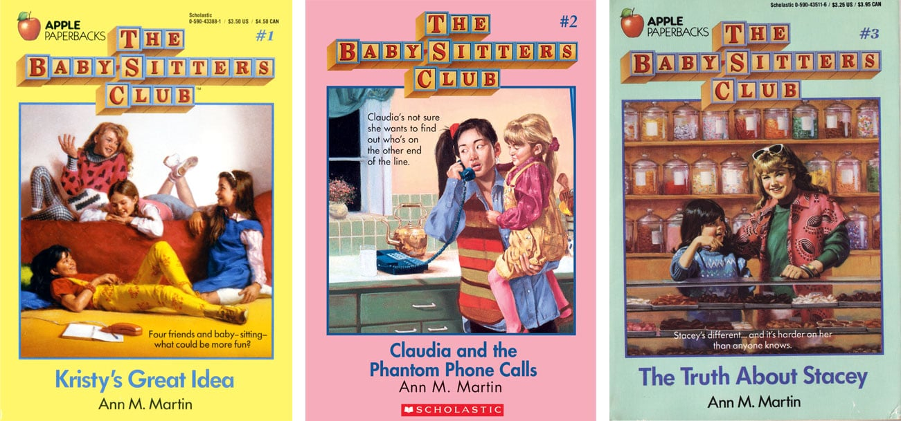how the baby sitters club inspired working women popsugar career if you re a lady of a certain age you most likely lived and breathed the baby sitters club when you were growing up author ann m martin dreamed up a