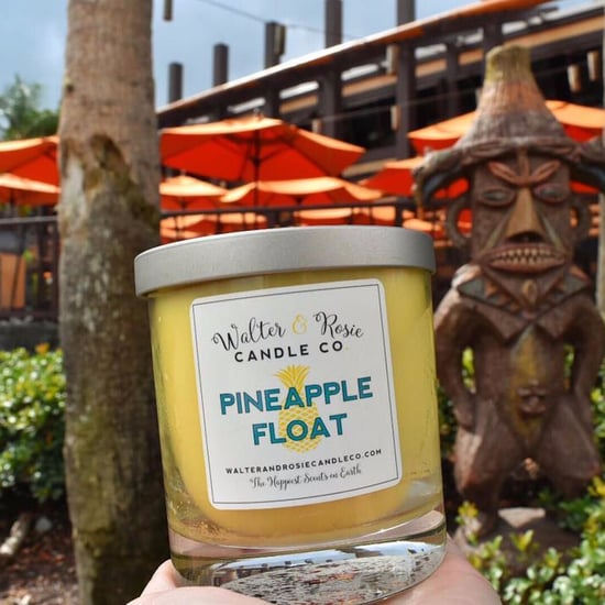 Disney-Inspired Candles by Walter and Rosie Candle Co.