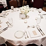 Beverly Hills Restaurant Wedding