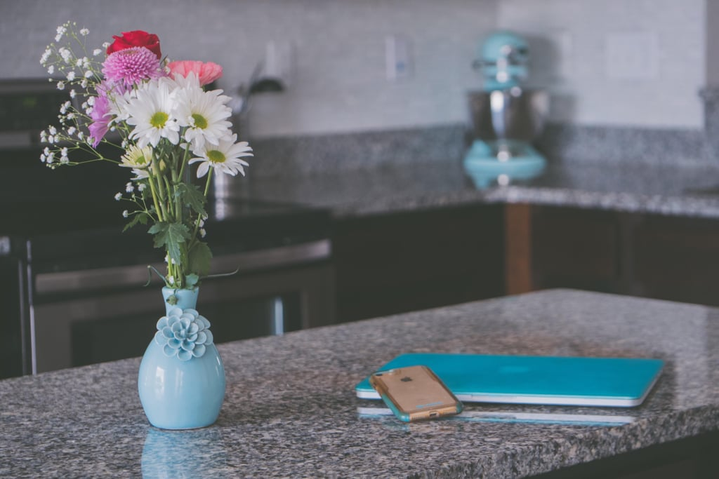 Completely Transform Your Kitchen Counter With Contact Paper in These 4 Easy Steps