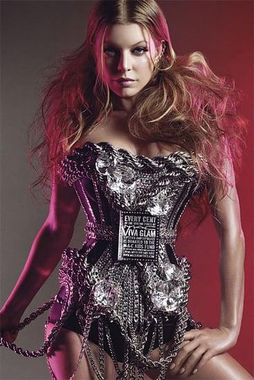 Fergie Is New Spokesmodel for MAC Cosmetics