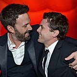 Pictures of Ben and Casey Affleck