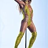 """""""Make Me . . ."""" at the VMAs Britney"""