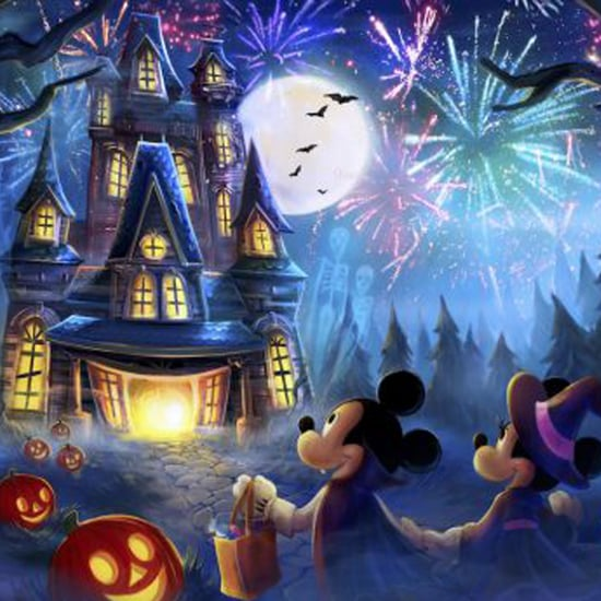 Disney Mickey's Not-So-Scary Halloween Party Fireworks 2019