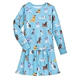 Disney Dogs Pajama Set For Women