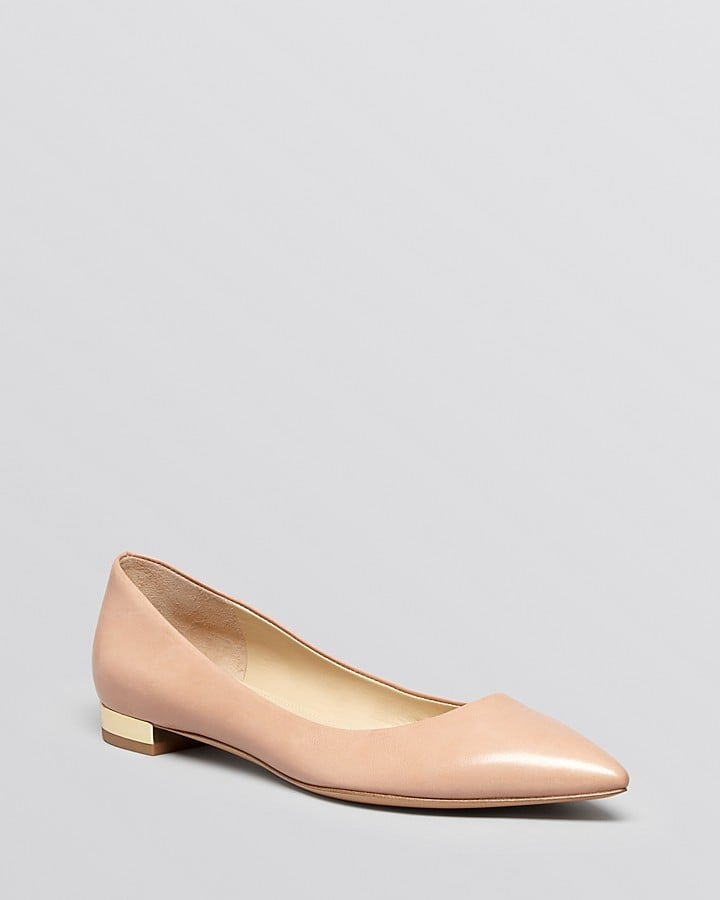 Via Spiga Pointed-Toe Flats