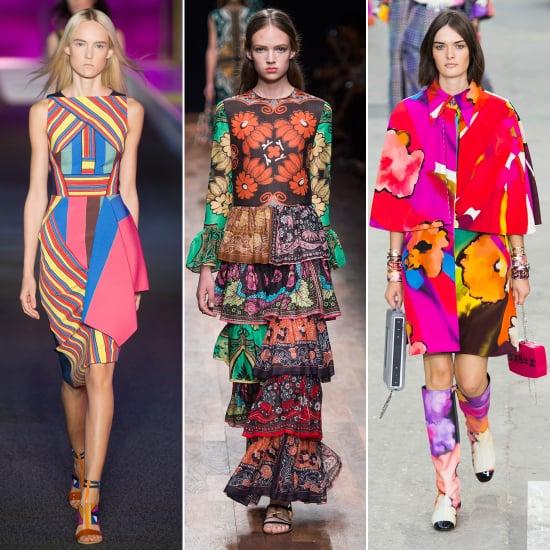 Best Prints at Fashion Week Spring 2015
