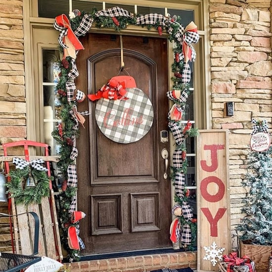 Front-Porch Holiday Decorating Ideas
