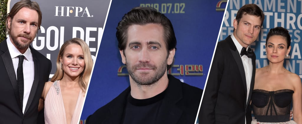 Jake Gyllenhaal and Other Celebs Who Don't Love Bathing