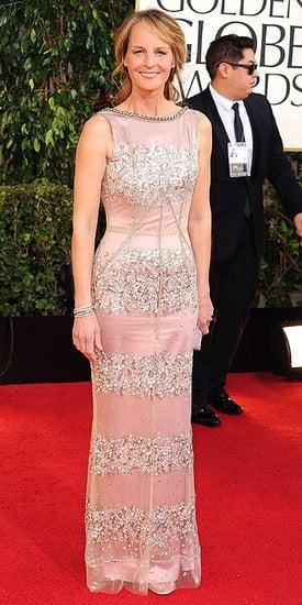 Helen Hunt(2013 Golden Globes Awards)