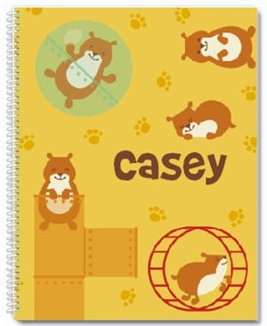 Personalized Notebooks ($10)