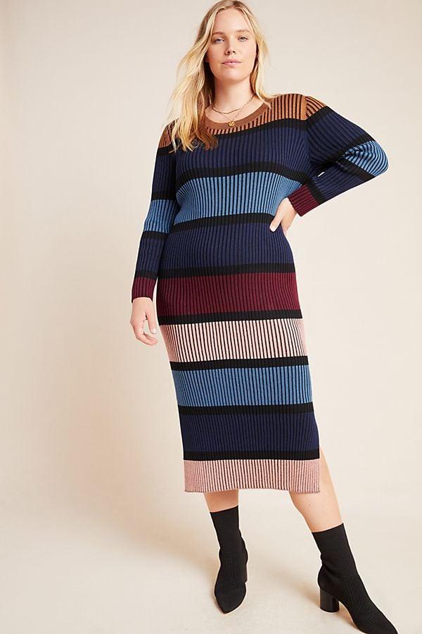 Dolan Left Coast Lorna Midi Sweater Dress