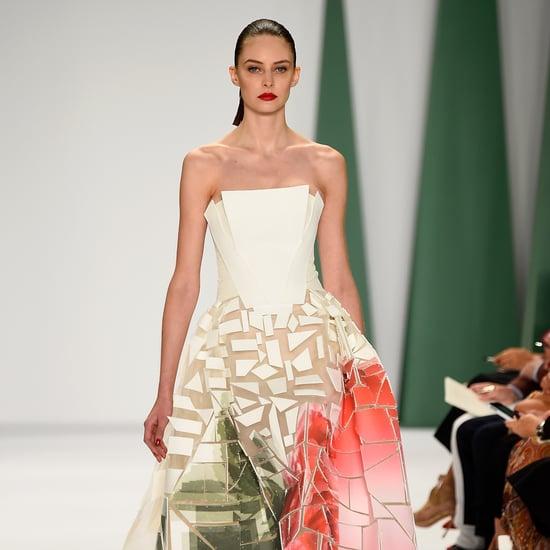 Carolina Herrera Spring 2015 Show | New York Fashion Week