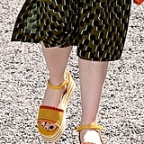 Kate Spade New York Shoes on the Runway at New York Fashion Week