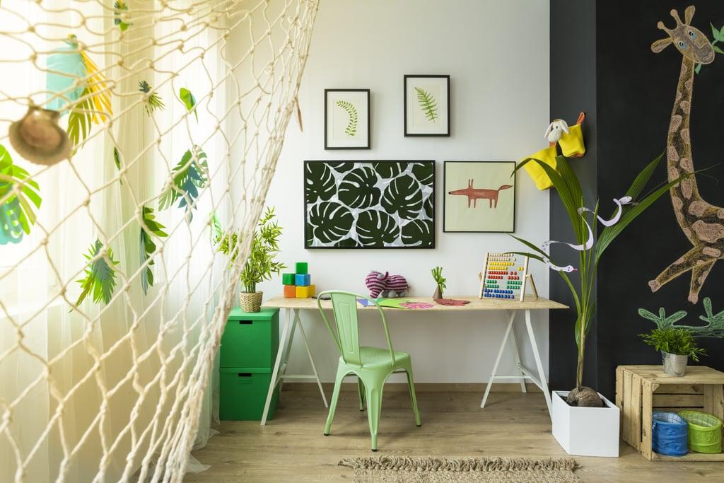 Create a Desk Space