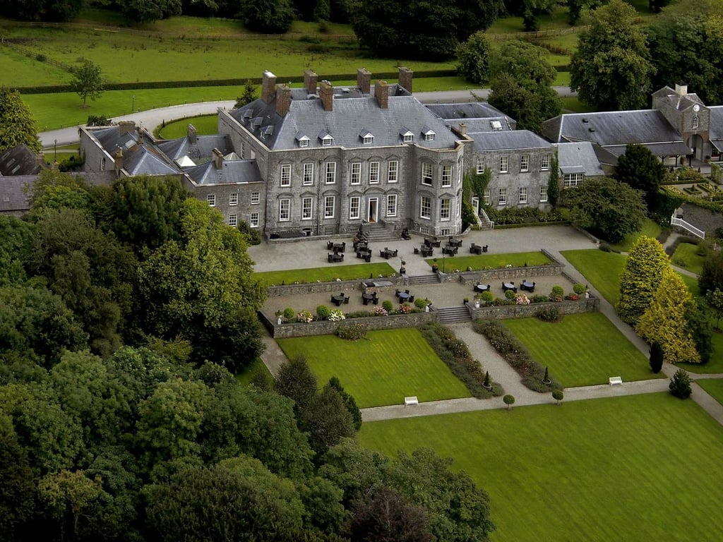 Castle Durrow, County Laois, Ireland