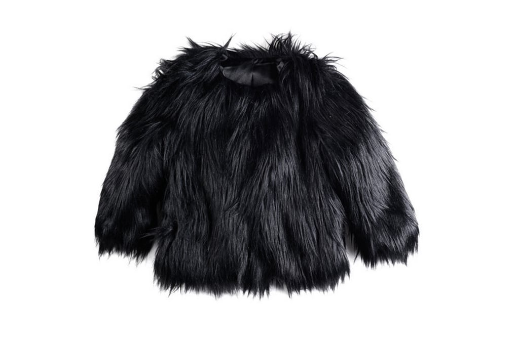 North West's Appaman Faux-Fur Coat