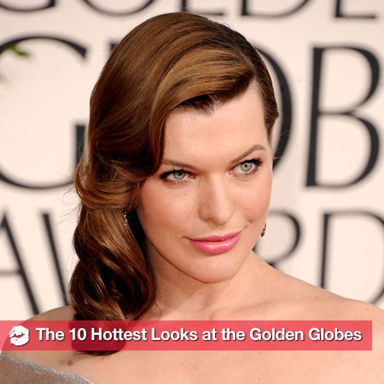 Best Hair and Makeup at the 2010 Golden Globes