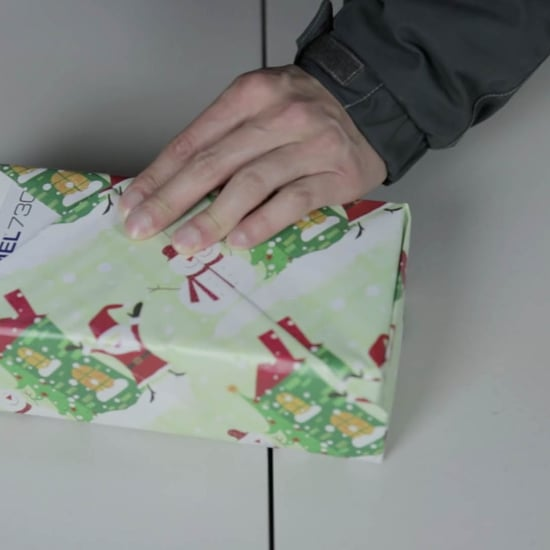15-Second Japanese Gift Wrapping | Video