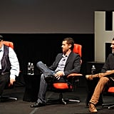George R. R. Martin, Author, and Dan Weiss and David Benioff, Series Creators