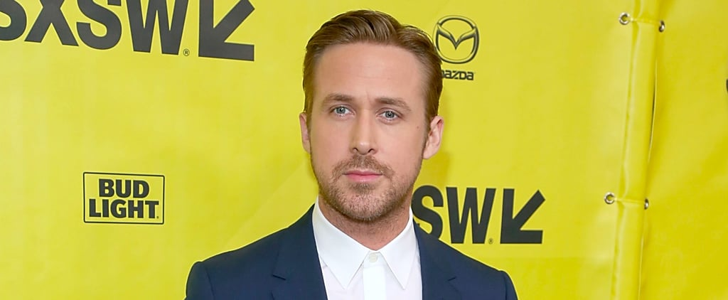 Ryan Gosling Is Back on the Red Carpet and Looking Mighty Fine