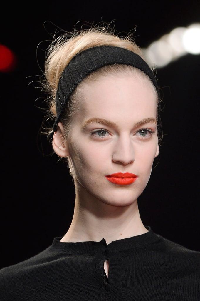 The Makeup at Nina Ricci, Paris