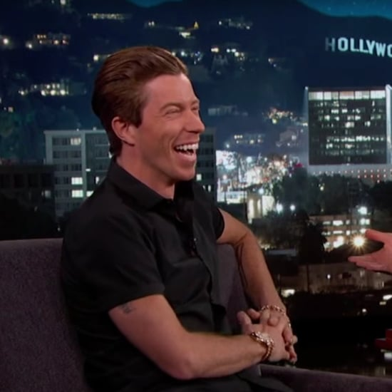Shaun White on Jimmy Kimmel Live May 2017