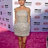 Mila Kunis and Ashton Kutcher at Billboard Music Awards 2016