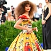 Zendaya Showed Up to the Met Gala Floating on a Cloud of a Dress