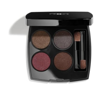 Chanel Les 4 Ombres Multi-Effect Quadra Eye Shadow in Noir Suprême