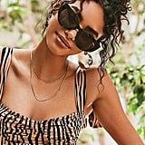 Quay Australia Persuasive Cat Eye Sunglasses