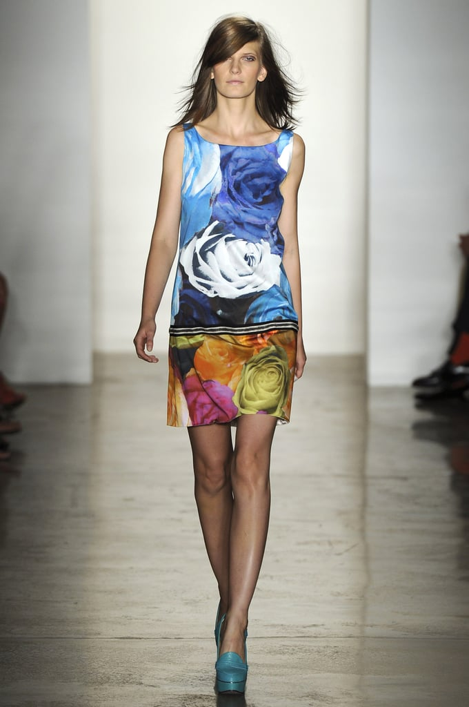 Review Pictures of Peter Som's 2012 Spring Presentation at New York Fashion Week