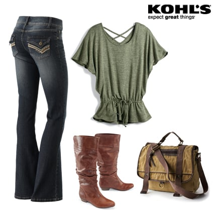 Your Kohl's Back to School Style