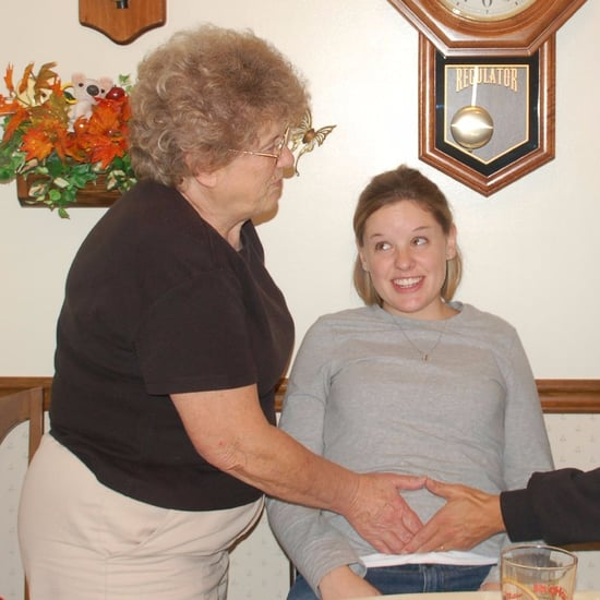 Grandma Says the Darndest Things to Pregnant Granddaughter