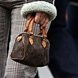 Kourtney Kardashian Mini Louis Vuitton Bag
