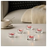Vinterfest Gingerbread Cookies Scented Tealights