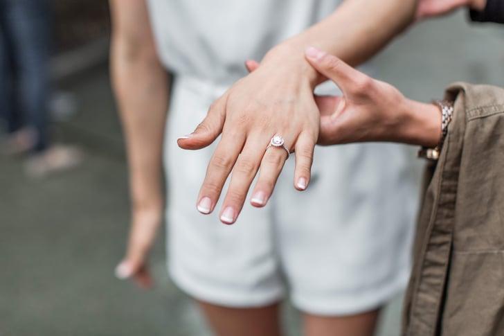 Engagement Rings Popsugar Fashion
