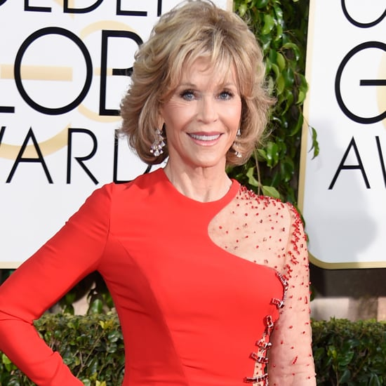 Paramedics at Golden Globes For Jane Fonda's Boyfriend
